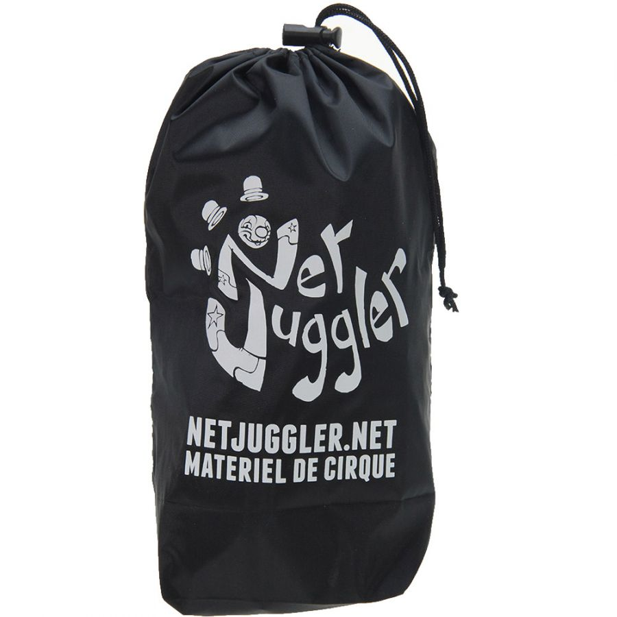 Diabolo-Jazz-FREE-Vert-Baguettes-Alu-dore-Ficelle-10m-Orange-Sac
