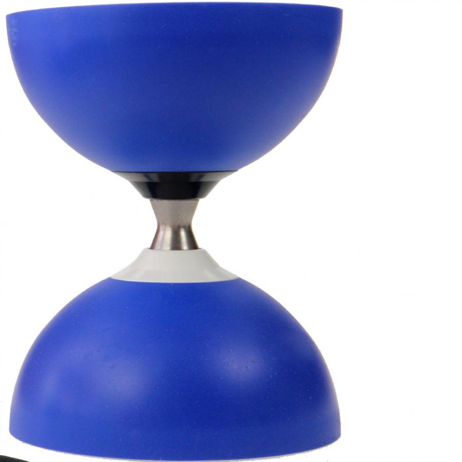 Diabolo-Jazz-FREE-Bleu-Baguettes-Alu-dore-Ficelle-10m-Orange-Sac