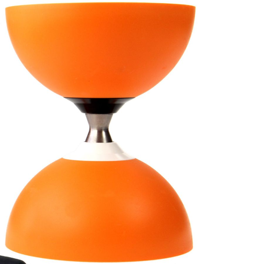 Diabolo-Jazz-FREE-Orange-Baguettes-Alu-dore-Ficelle-10m-Jaune-Sac