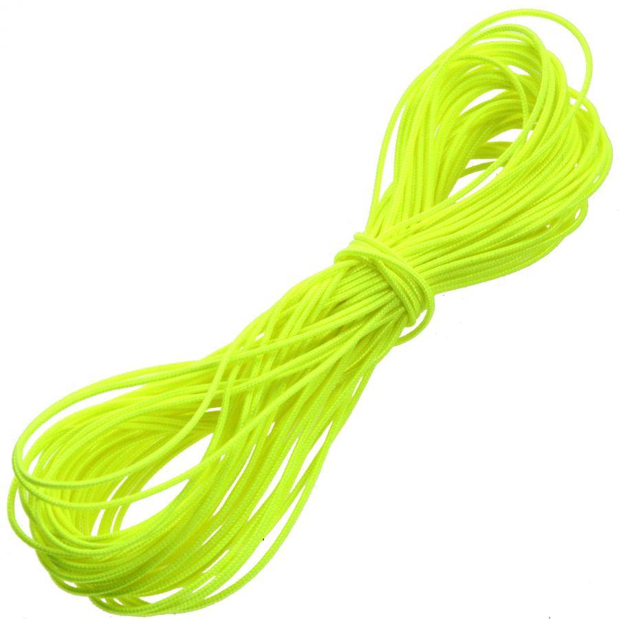 Diabolo-Hyperspin-Vert-Baguettes-Alu-dore-10m-Ficelle-Jaune-Sac